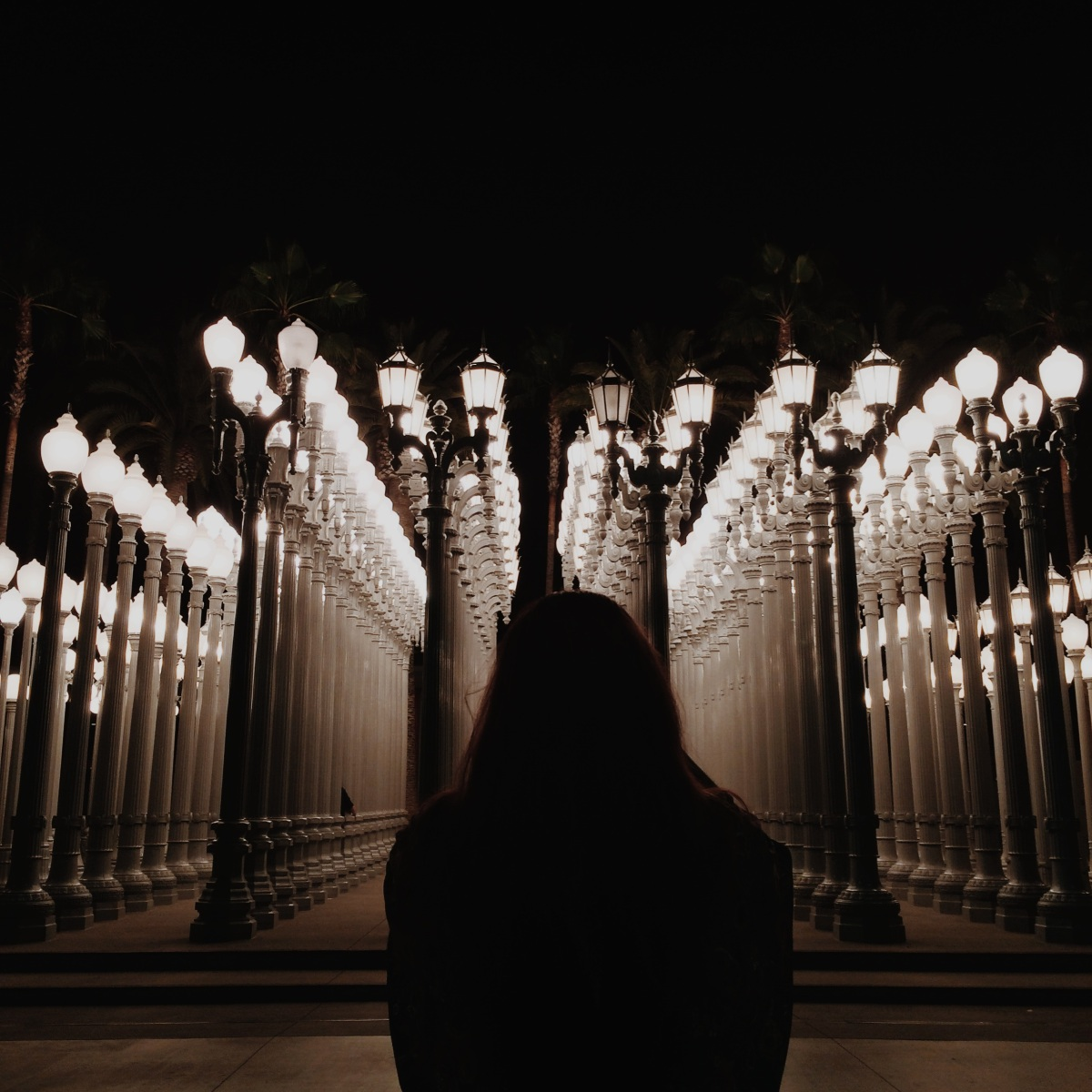 Arts and Entertainment Tuesday: LACMA's Urban Light