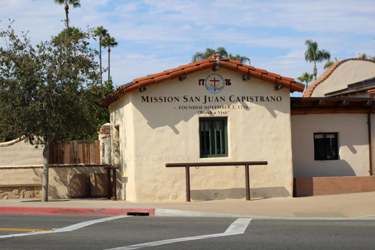 Wanderlust Wednesday: California Missions Series: #7 Mission San Juan Capistrano