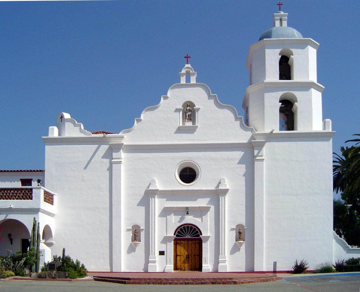 Wanderlust Wednesday: California Missions Series: #18 Mission San Luis Rey deFrancia