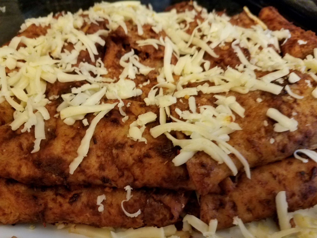 Meal Prep Monday: Mexican Enchiladas