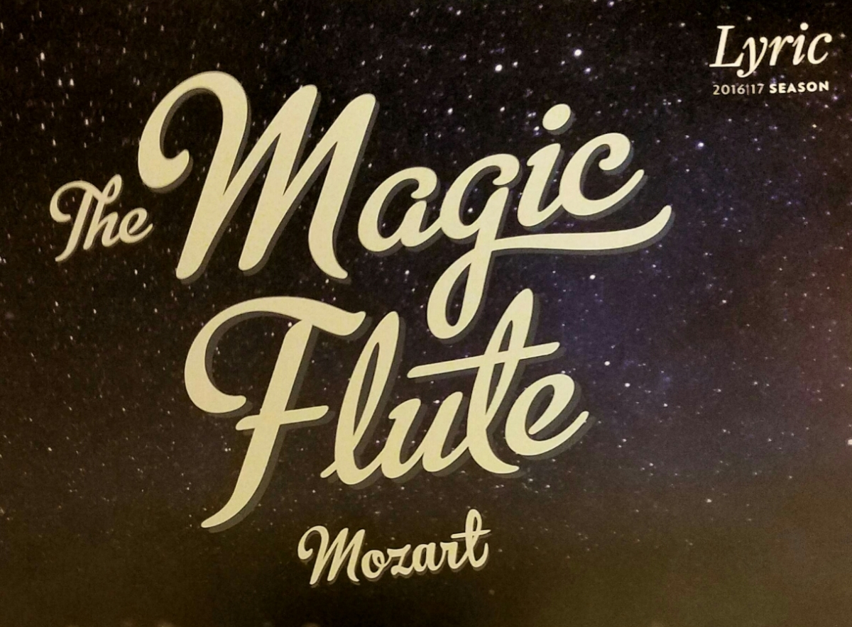 Arts & Entertainment Tuesday: The Magic Flute