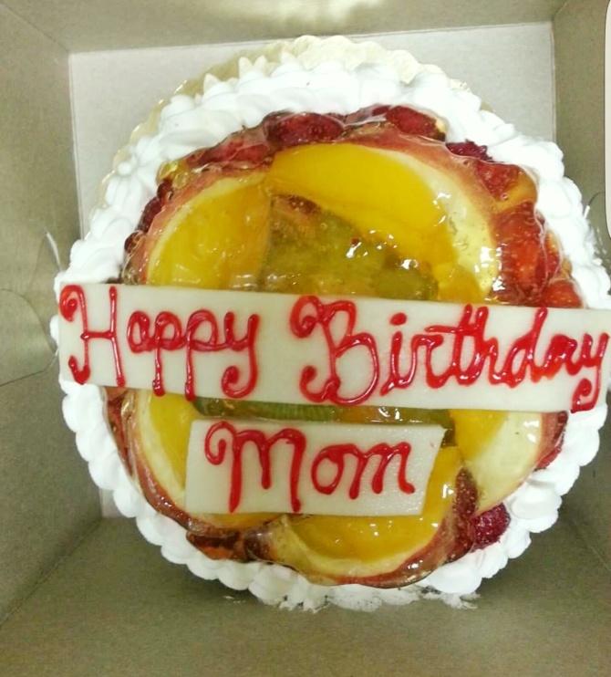 Cardamom Cake with Coffee Glaze