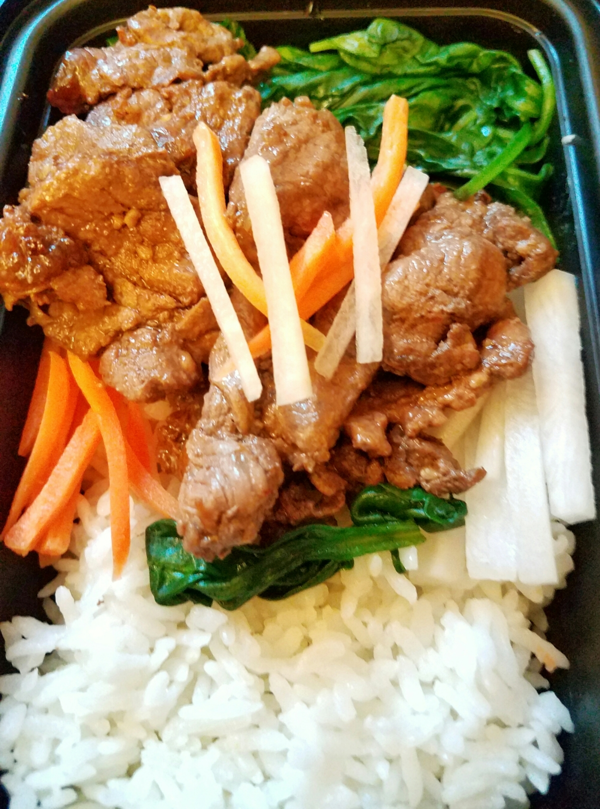 Meal Prep Monday: Bool Kogi Rice Bowl